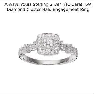 cc1d605ac JWBR · Sterling silver diamond ...